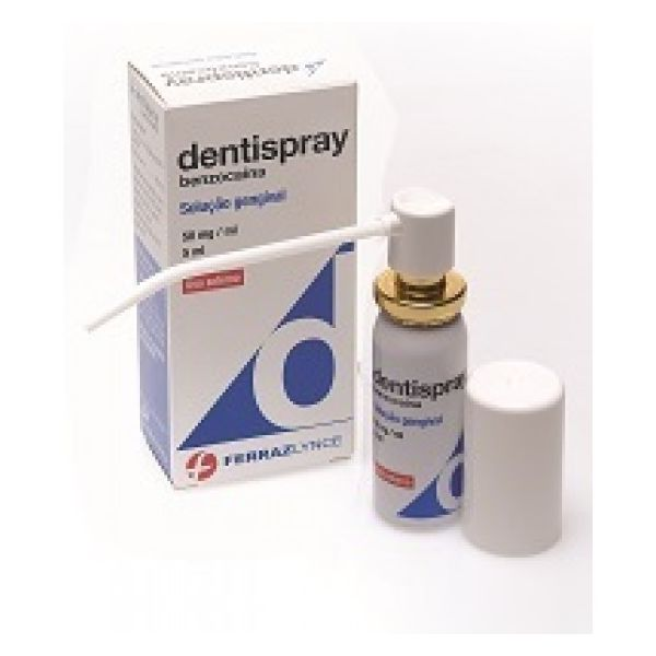 Dentispray SOL GENG 50mg 1ml 80 5ml