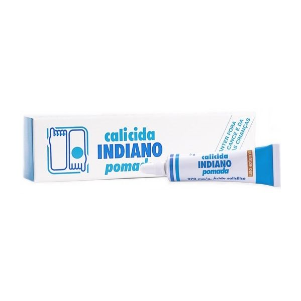 Calicida Indiano Pda 270mg/g 5g