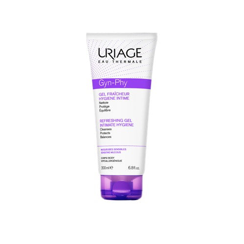 Uriage Gyn-Phy Gel Refrescante 200ml PharmaScalabis