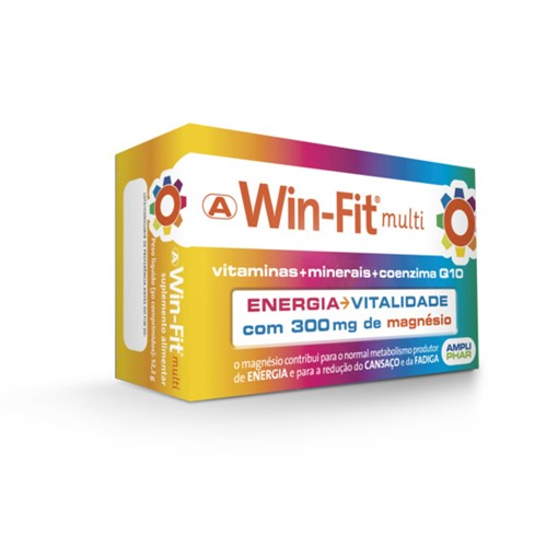 Win-Fit Multi 30 Comprimidos PharmaScalabis