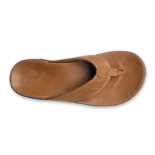 Load image into Gallery viewer, Olukai Nui Men's Leather Beach Sandals