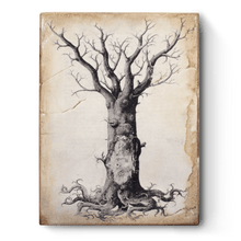 "Load image into Gallery viewer, Sid Dickens Memory Block ""Medieval Tree of Life"""