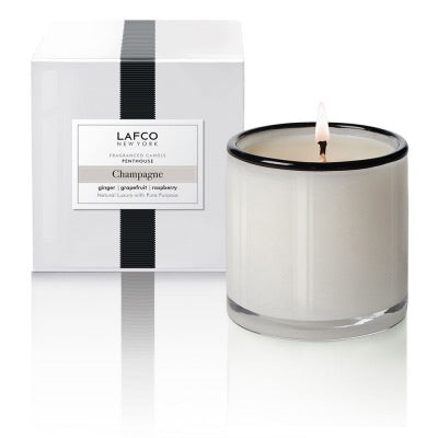"LAFCO Champagne Classic Candle ""Penthouse"""