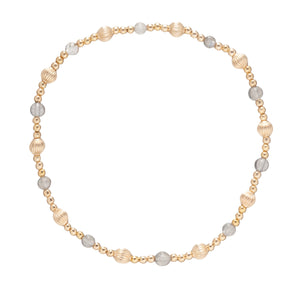 enewton Dignity Sincerity Pattern 4mm Bead Bracelet - Gemstone