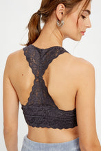 Load image into Gallery viewer, Wishlist Padded Lace Bralette