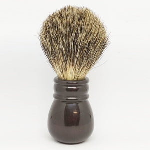 Genuine Badger Hair Shaving Brush - MrSnuff