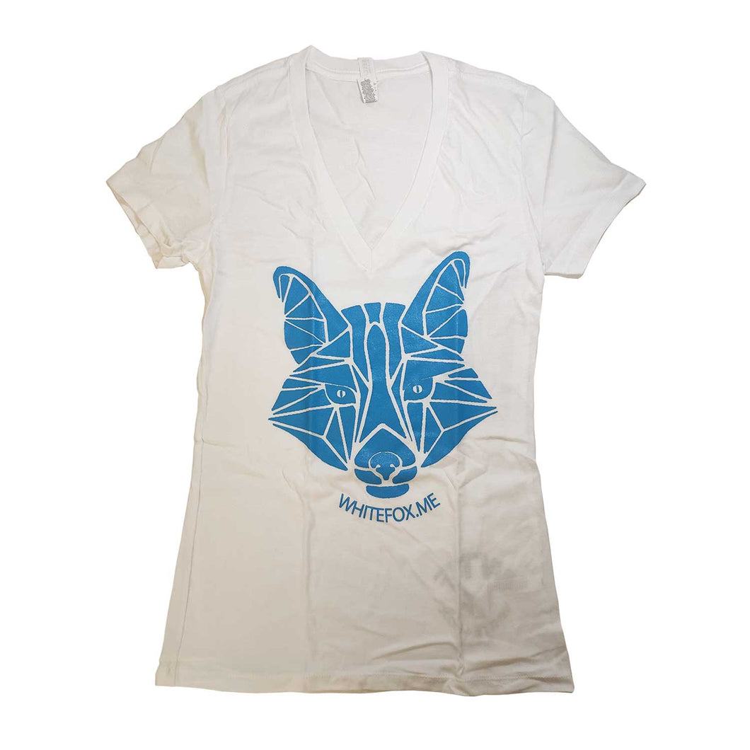 White Fox Women's T-Shirt