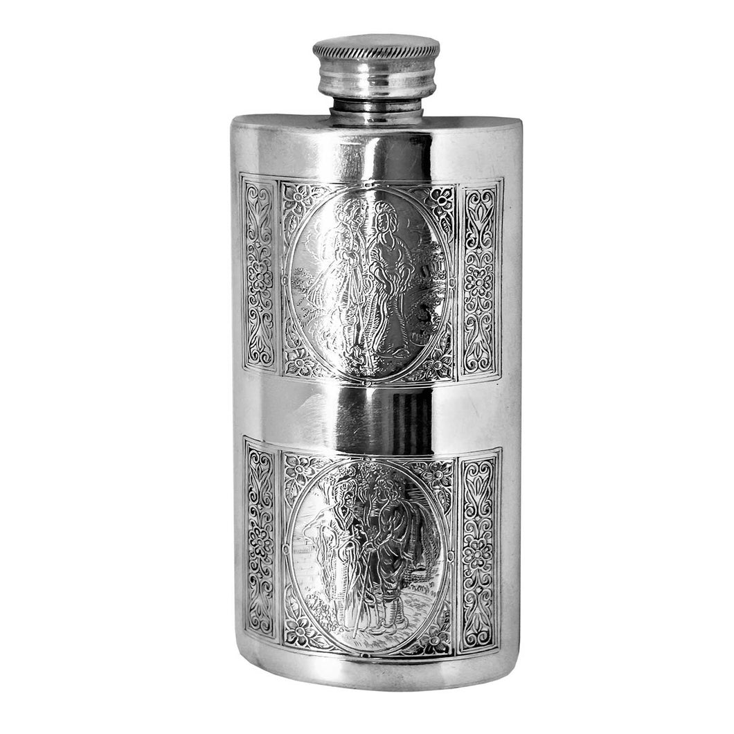 Wentworth Regency Flask - MrSnuff