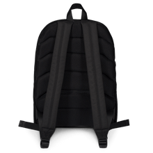 Load image into Gallery viewer, Better Design Black Backpack - Sacred Monkey