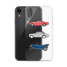 Load image into Gallery viewer, Classic Volvos See-through iPhone Case