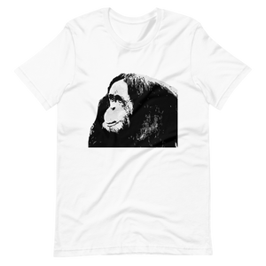 Bornean Orangutan Endangered Animal Short-Sleeve Unisex T-Shirt