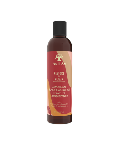 Jamaican Black Castor Oil Leave-In Conditioner