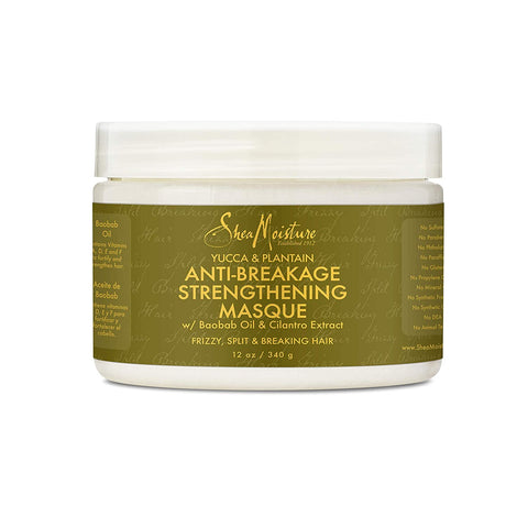 Yucca & Plantain Anti-Breakage Strengthening Masque