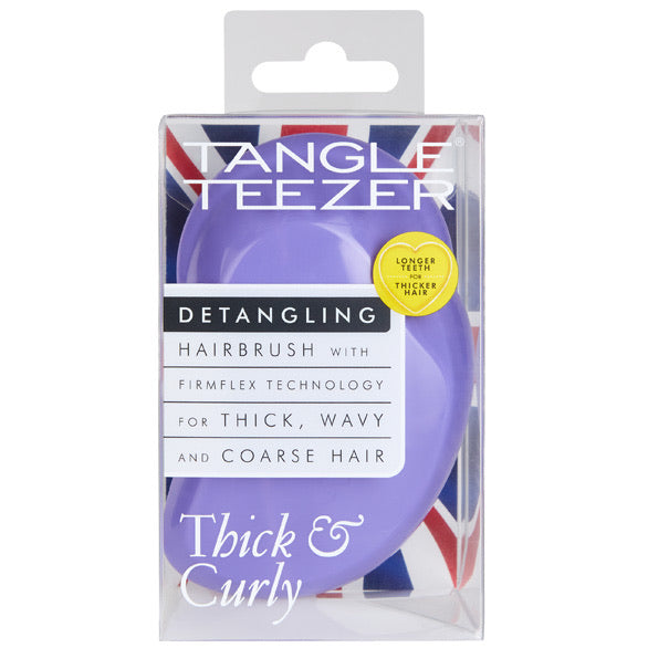 Tangle Teezer - Thick & Curly - Violet