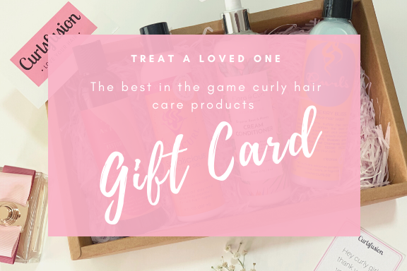 Share the love - Curlsfusion Giftcard