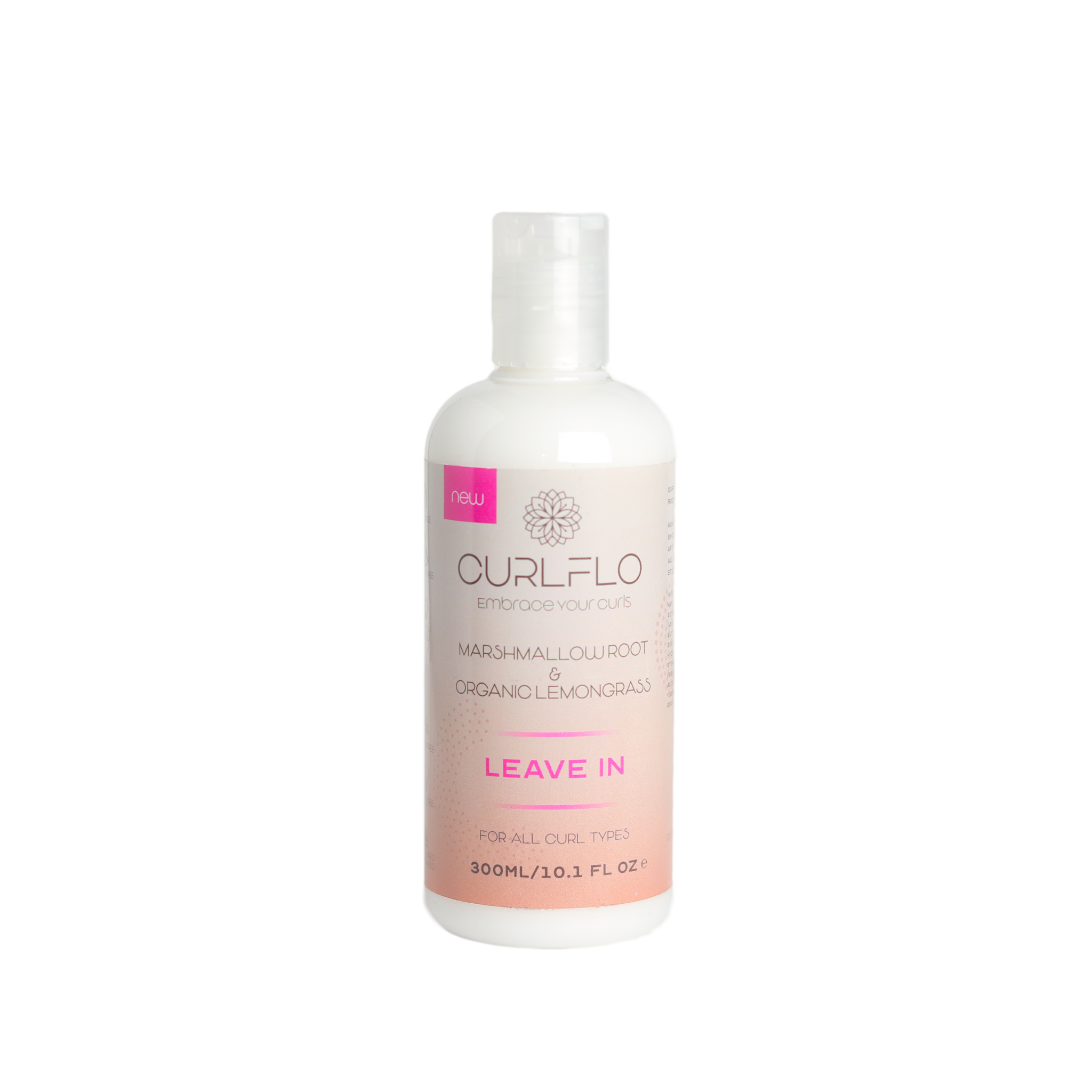 Curl Flo Marshmallow Root Leave-In Conditioner