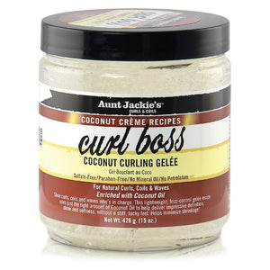 Curl Boss – Coconut Curling Gelee