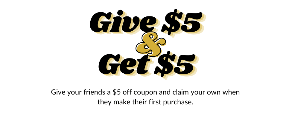give $5 and get $5