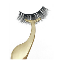 Load image into Gallery viewer, Gold Stainless Steel Lash Applicator