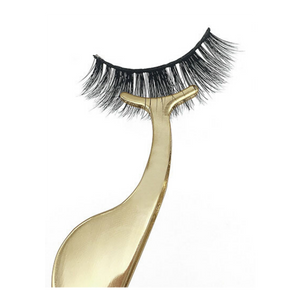 Gold Stainless Steel Lash Applicator