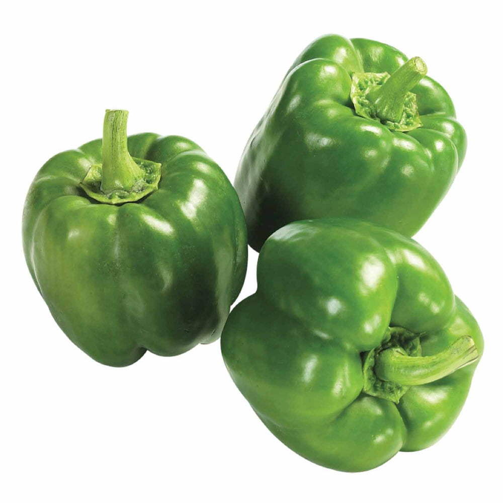 Load image into Gallery viewer, Green Bell Pepper 1kg