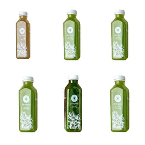 3 Day Super Green Cleanse