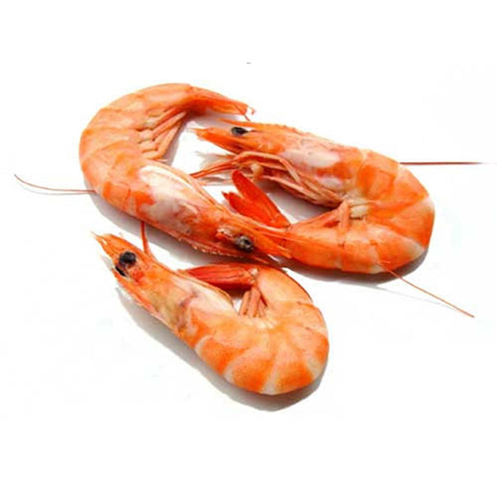 Shrimps large 500g