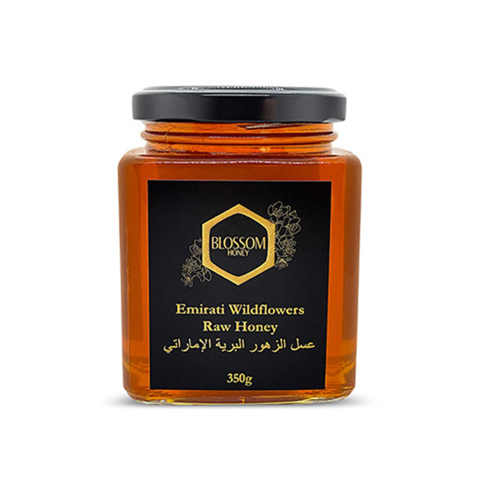 Blossom Honey UAE Wildflowers
