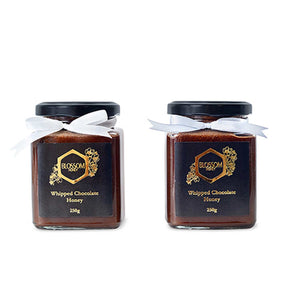 Blossom Honey- Whipped chocolate honey
