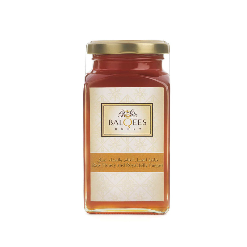 Balqees Raw Honey and Royal Jelly Fusion