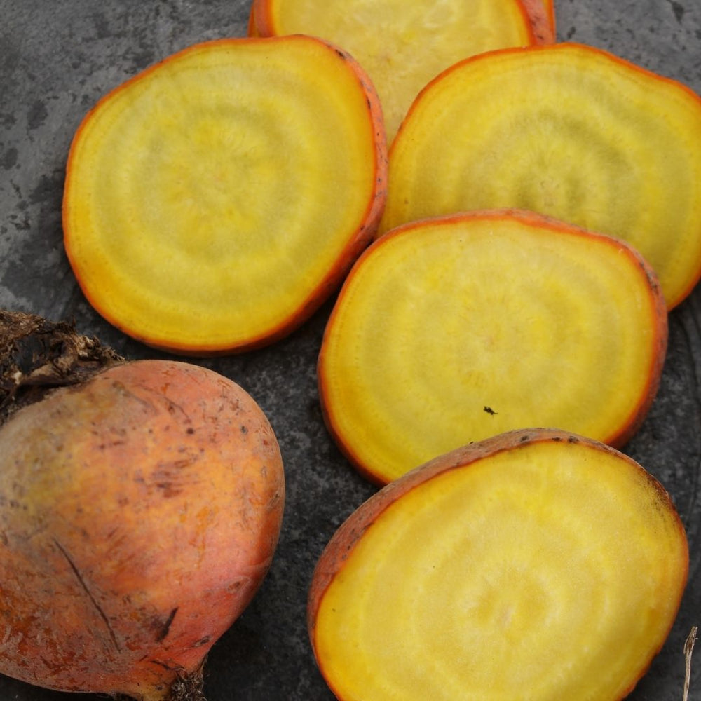 Load image into Gallery viewer, Organic Golden Beetroot 250g