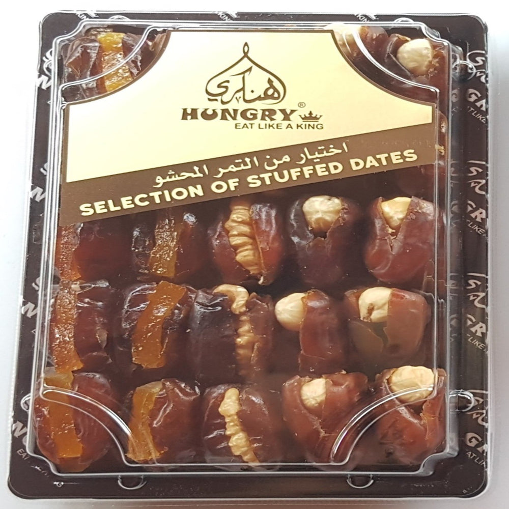 Selection Of Stuffed Dates