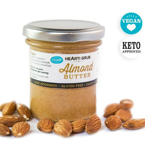 Load image into Gallery viewer, Vegan Almond Butter 130g