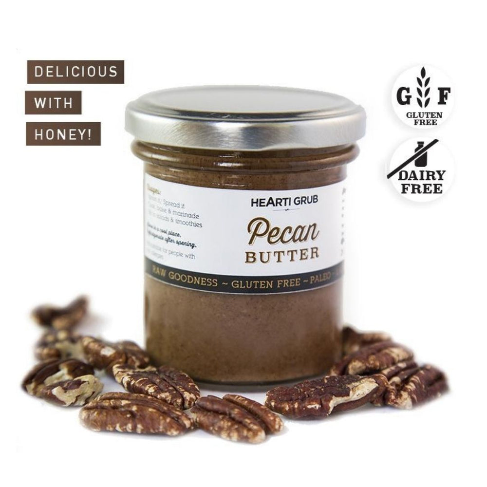 Load image into Gallery viewer, Gluten Free Pecan Nut Butter 130g