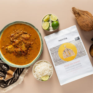 Tangy Coconut Curry from Kenya - Kit for 2'