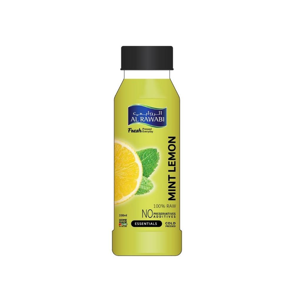 Fresh Lemon Mint 330ml