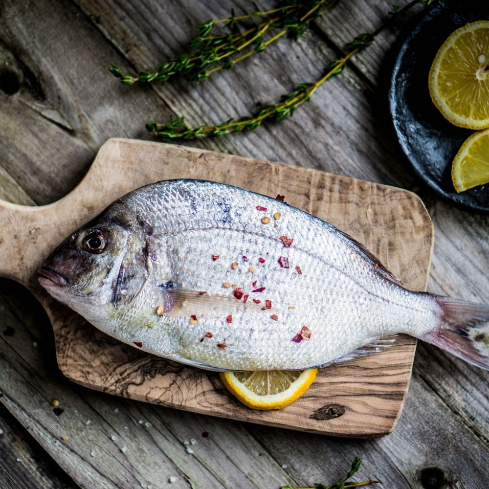 Sea Bream 1kg