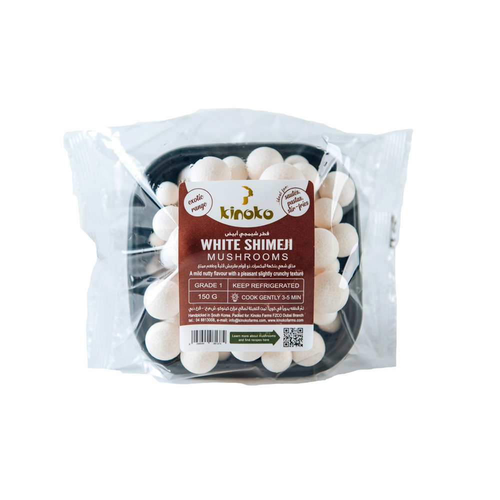 Shimeji White Mushrooms 150g