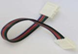 Double-sided Connector Adapter for Led Strip Light 12mm PCB RGB 5050