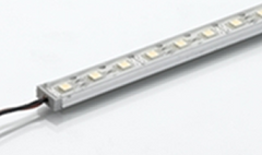 Rigid Bar Strip Lights 15 x 7 Deluxe Series (5050 72LED/M)