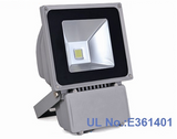 80 Watt Outdoor Bridgelux flood lights