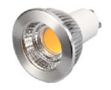 GU10 Dimmable LED 5A (High Lumens)