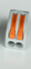 Wago Wiring Connector -  2 pin Conductor Terminal