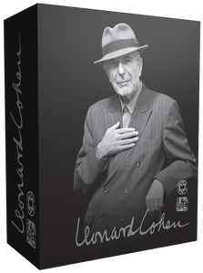 Montreal Leonard Cohen Memorial Events Commemorative Deluxe  Limited-Edition Box Set