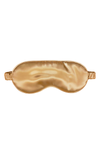 Silk Sleep Mask - Gold