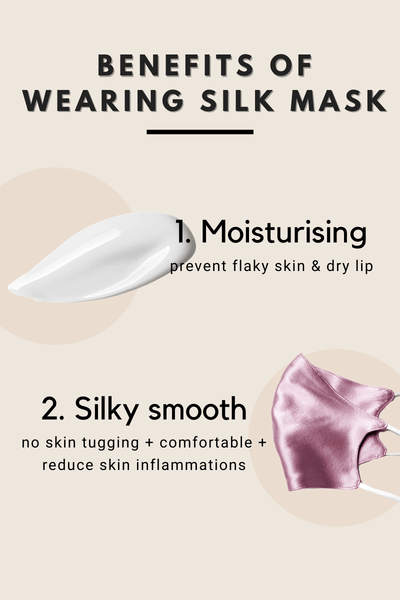 (Pack of 5) STELLAR Silk Face Mask with Filter Pocket - Multi - BASK ™
