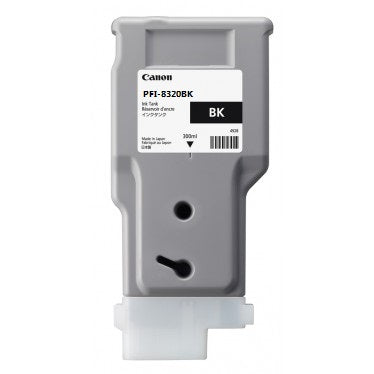 CANON PFI-8320BK Black Ink Cartridge