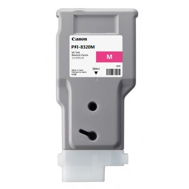 CANON PFI-8320M Magenta Ink Cartridge