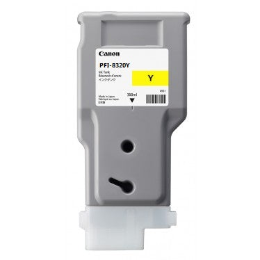 CANON PFI-8320Y Yellow Ink Cartridge