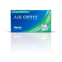 Air Optix for Astigmatism - 1 Year Supply (4 boxes/6pks)